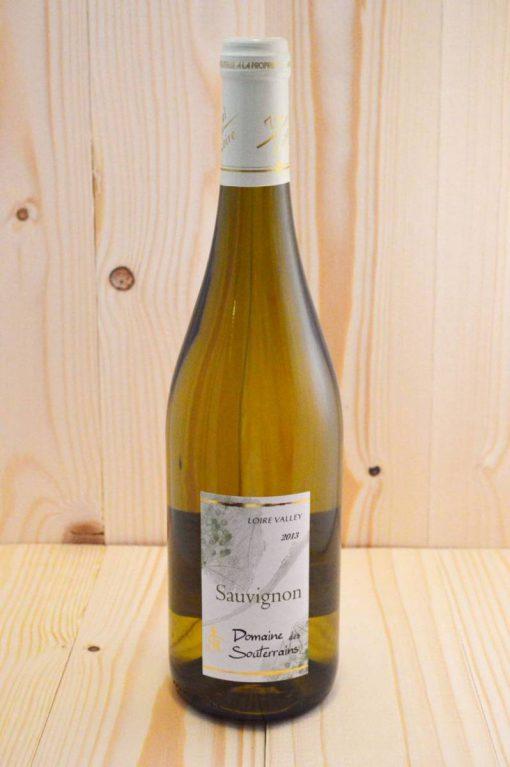 Domaine des Souterrains Sauvignon Blanc Loire wijn