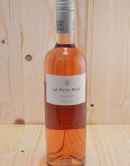 le petit pont rose wijn uit frankrijk