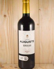 Chateau Auguste Bordeaux Merlot - Biologische Franse rode wijn