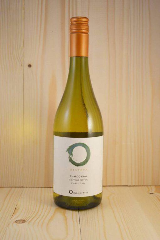 Reserva Chardonnay Chili Valle Central - biologische witte wijn