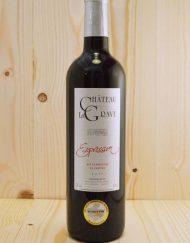 chateau la grave expression rood - droge Franse rode wijn uit de Languedoc-Minervois