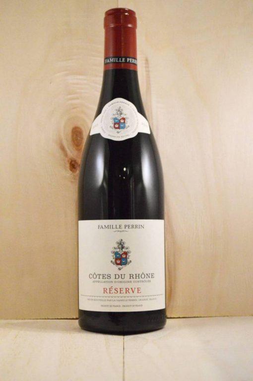Famille Perrin Côtes du Rhône Réserve Rouge - Rhône wijn rood