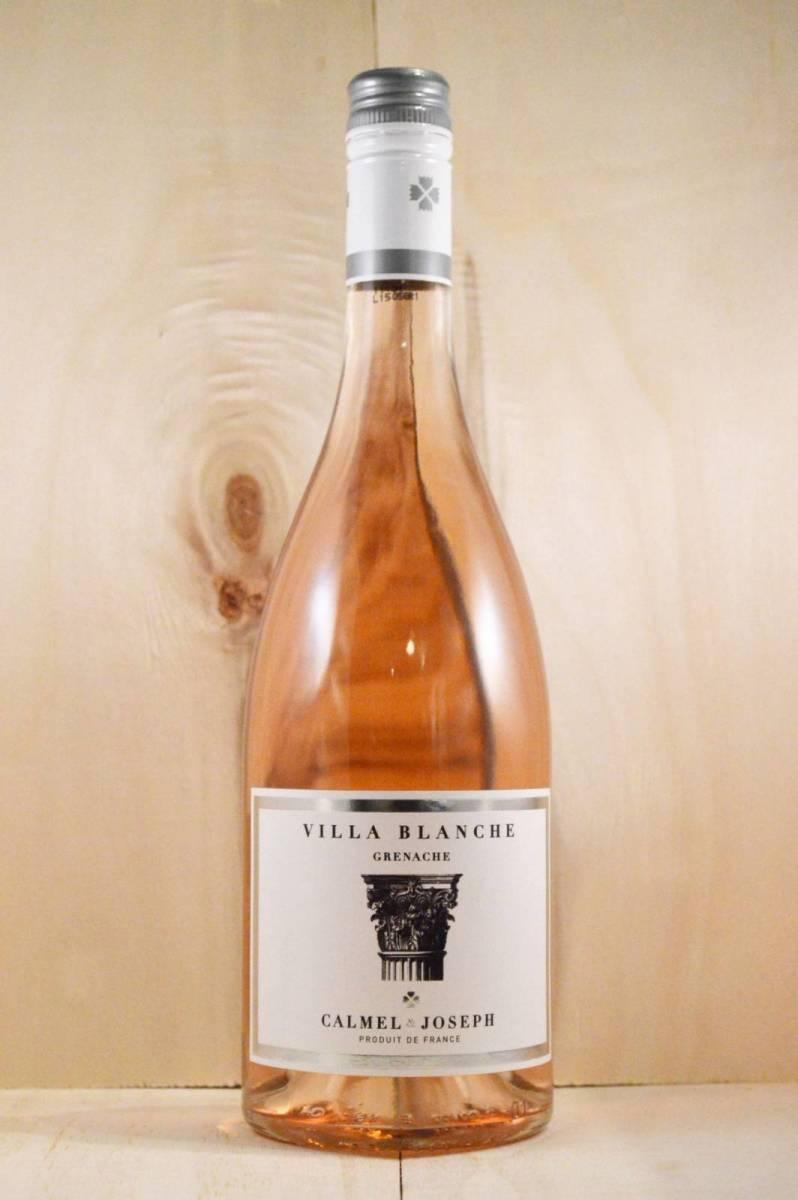 Calmel & Joseph Villa Blanche Grenache - Rosé uit de Languedoc