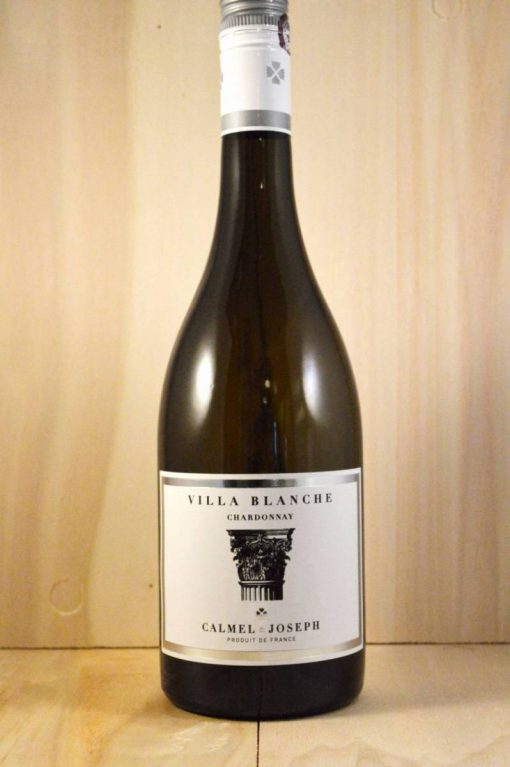 Calmel & Joseph Villa Blanche Chardonnay - Franse witte wijn uit de Languedoc