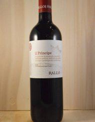 Rallo Il Principe Nero d'Avola Sicilia - Biologische Italiaanse wijn - Sicilië