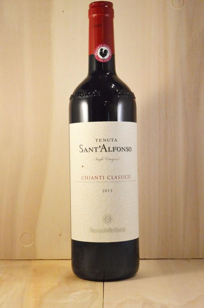 Tenuta Sant'Alfonso Chianti Classico - Rode wijn uit Toscane
