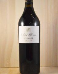 La Balade Aurélie Vic Saint Chinian - Rode Franse wijn Languedoc Minervois