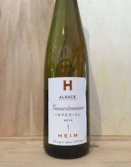 Heim Alsace Gewürztraminer - Witte wijn uit de Elzas