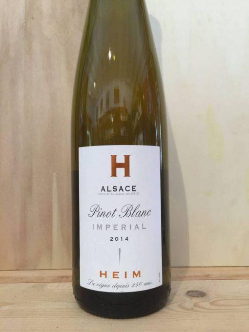 Heim Alsace Pinot Blanc - Witte wijn uit de Elzas