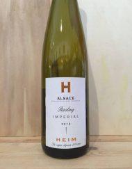 Heim Alsace Riesling - Witte wijn uit de Elzas
