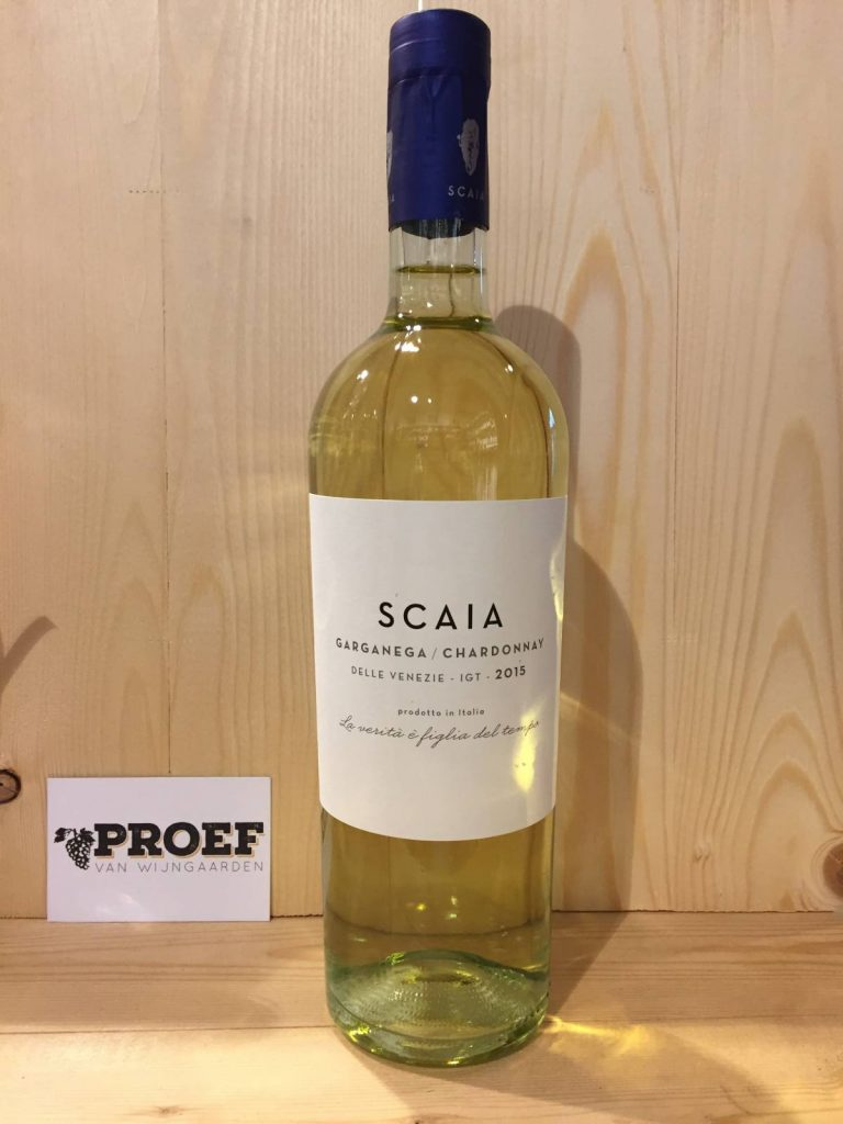 Tenuta Sant' Antonio Scaia Bianca Garganega Chardonnay - Italiaanse witte wijn