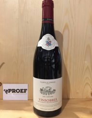 Famille Perrin Les Cornuds Vinsobres - Rhône wijn rood