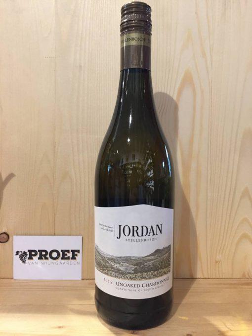 Jordan Stellenbosch Unoaked Chardonnay - Witte wijn uit Zuid-Afrika
