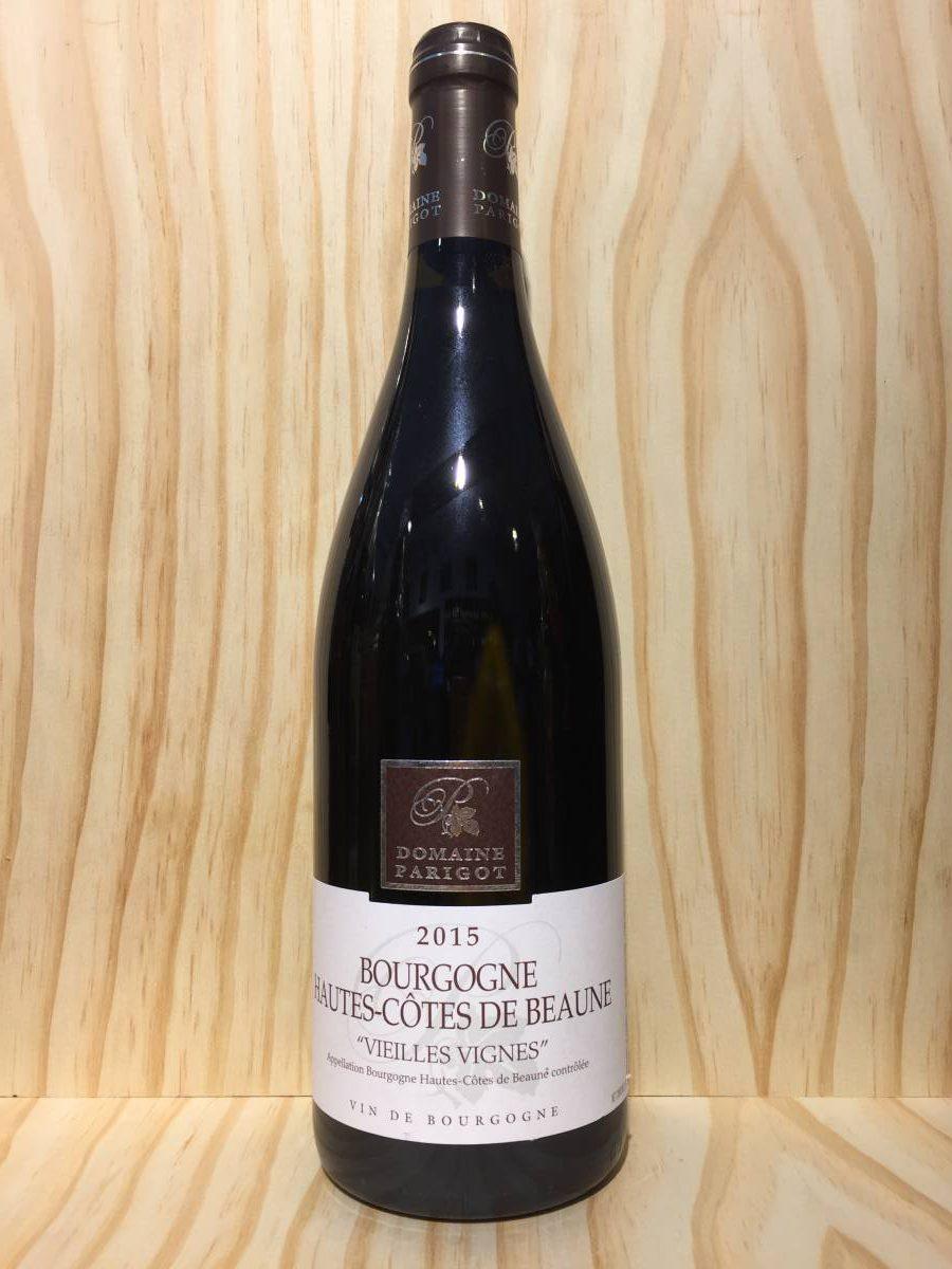 Domaine Parigot Bourgogne Hautes Cotes de Beaune Vieilles Vignes