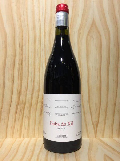 Gaba do Xil Mencia Valdeorras Telmo Rodriguez - Spaanse rode wijn
