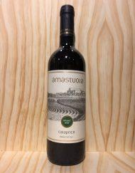 Amastuola Calaprice biologische witte wijn uit Puglia, Italië
