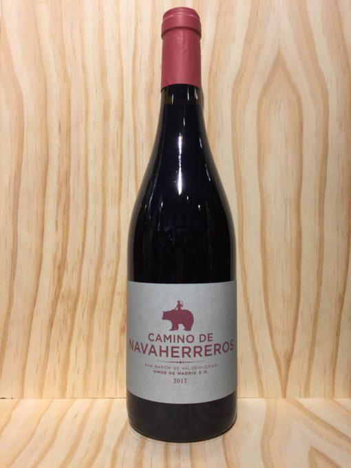 Bernabeleva Camino de Navaherreros Spaanse biologische rode wijn