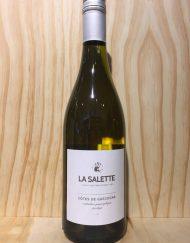 Domaine la Salette Côtes De Gascogne droge witte wijn Frankrijk