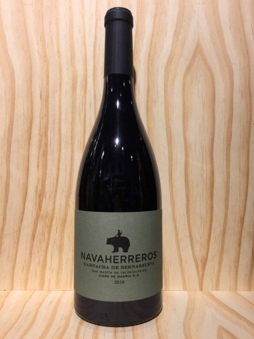 Navaherreros Garnacha de Bernabeleva Spaanse rode wijn