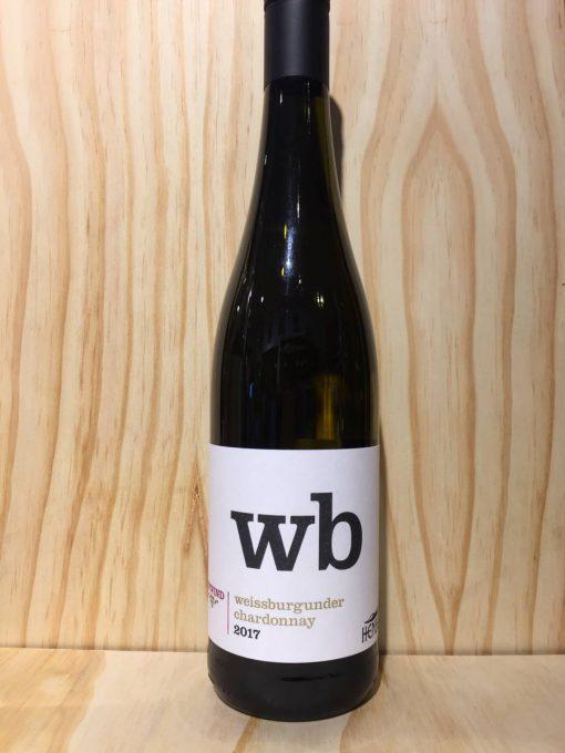 Weingut Thomas Hensel Weissburgunder Chardonnay - Duitse witte wijn